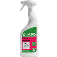 EVANS - FRESH 750ml - Wild Berry High Quality, Liquid Freshener & Odour Neutraliser (750ml)