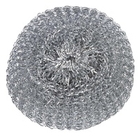 Galvanised Steel Scourers Balls (Pack x10)