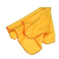 Heavy Duty Washable Yellow Dusters (Pack x10)