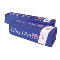 Catering Cling Film - 12/300mm Cling Film in Cutterbox (300m)