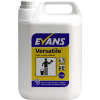 EVANS - VERSATILE - General Purpose Multi Surface Cleaner (Floral) (5L)