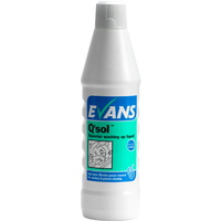 EVANS - Q'SOL - Superior Washing Up Liquid (1L)