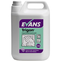 EVANS - TRIGON - Catering Grade Hand Wash/Soap (5L)