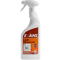 EVANS - LSP - Multi Surface Liquid Polish (750ml)