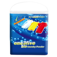 EVANS - ONE 3 FIVE - Bio Laundry Powder 10kg (135 Washes)