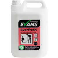 EVANS - EVERFRESH POT POURRI - Daily Use Toilet & Hard Surface Cleaner, Neutral PH (5L)