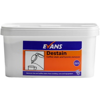 EVANS - DESTAIN - Removes Coffee Stains & Tannin (5kg)