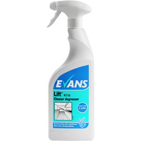 EVANS - LIFT RTU - Heavy Duty Catering Cleaner & Degreaser (750ml)