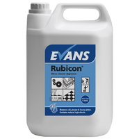 EVANS - RUBICON - Citrus Oil & Grease Remover (5L)
