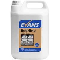 EVANS - BEERLINE - Beerline & Optics Cleaner & Sanitiser (Blend of Alkali & Hypochlorite) (5L)