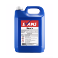 EVANS - BLEACH - Disinfects & Removes Odours (5L)