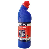 EVANS - CYCLONE 750ml - Extra Thick Bleach Highly Perfumed With Added Detergent (750ml)