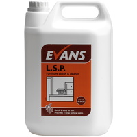EVANS - LSP - Multi Surface Liquid Spray Polish (5L)