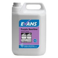 PURPLE BEELINE - Colour Changing Beerline & Optics Cleaner Sanitiser (5L)