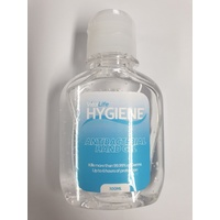 70% Alcohol Hand Sanitiser Gel (100ml)