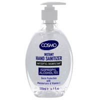 Cosmo Alcohol Hand Sanitiser (500ml) 70%