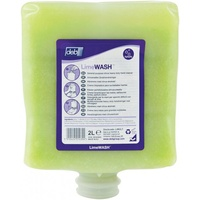 Deb LIM2LT - Lime Wash Cream Hand Cleaner 2L Case x4