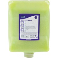 Deb LIM4LTR - Lime Wash Cream Hand Cleaner 4L Case x4
