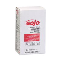7295 - GOJO TDX-2000ml - Power Gold Heavy Duty Hand Cleaner (4 x 2L)