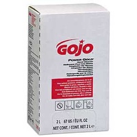 7596 - GOJO TDX-5000ml - Power Gold Heavy Duty Hand Cleaner (2 x 5L)