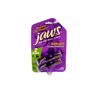 JAWS Blister Pack Purple - Cartridges (Blister Pack x2)