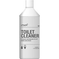 PVA A8:BOTTLE Toilet Cleaner & Descaler Bottle
