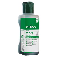EVANS - EC7 HEAVY DUTY (1L) - Heavy Duty Hard Surface Cleaner (Inc Dosing Cap) (GREEN)