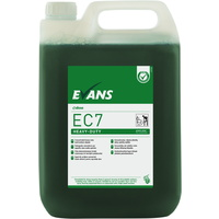 EVANS - EC7 HEAVY DUTY (5L) - Heavy Duty Hard Surface Cleaner (GREEN)