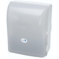 Evolution Autocut Continuous Roll Towel System Dispenser (WHITE)