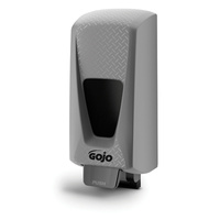 7500 - GOJO PRO TDX 5000 Dispenser - Grey Diamond-Plated Etching