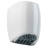 Dillo Hand Dryer - ION Hot & Cold Eco Hand Dryer (Auto Fragrance) 700W / 72.5dB / 12.5 Seconds - WHITE
