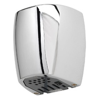 Dillo Hand Dryer - ION Hot & Cold Eco Hand Dryer (Auto Fragrance) 700W / 72.5dB / 12.5 Seconds - CHROME
