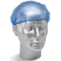 Click Hair Nets BLUE (Individual)