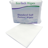 Soft Dry Medical Grade Patient Cleansing Wipes (Case 40 x 50 Wipes) (x2000 Wipes)