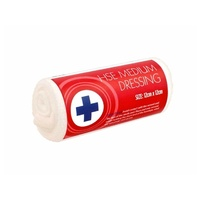 HSE First Aid Dressing - 12cm x 12cm - Medium