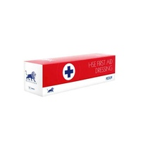 HSE First Aid Dressing - 12cm x 12cm - Medium - Boxed