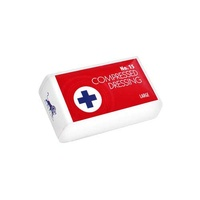 Compressed Wound Dressing No. 15 - Large
