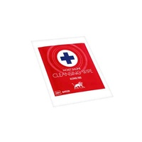Moist Saline Cleansing Wipes (100)