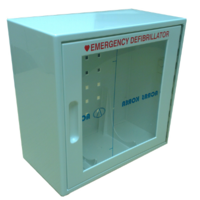 iPad SP1 AED Wall Cabinet with Alarm