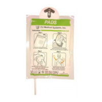 iPad SP1 AED Smart Adult/Child Electrode Pads (Pair)