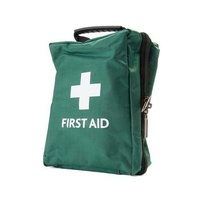 Blue Lion AED Responder Kit in Green Bag
