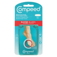 Compeed Blister Dressing Small (6)