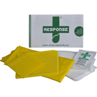 Response Body Fluid Cleanup Pack
