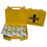 Response Body Fluid Kit 10 Application