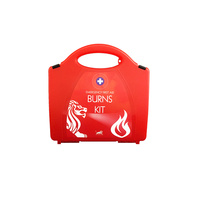 Blue Lion Burns First Aid Kit in Hard Case