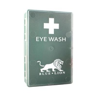 Double Eye Wash Station Case & Bracket - Empty