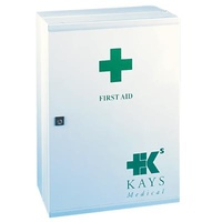 Double First Aid Cabinet - Empty
