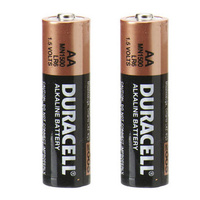 Duracell AA Batteries x2