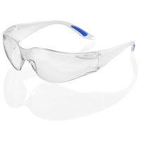 BBVS - Vagas Safety Glasses Clear Lens (EN166)