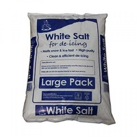 Premium Rock Salt 23kg Bags White